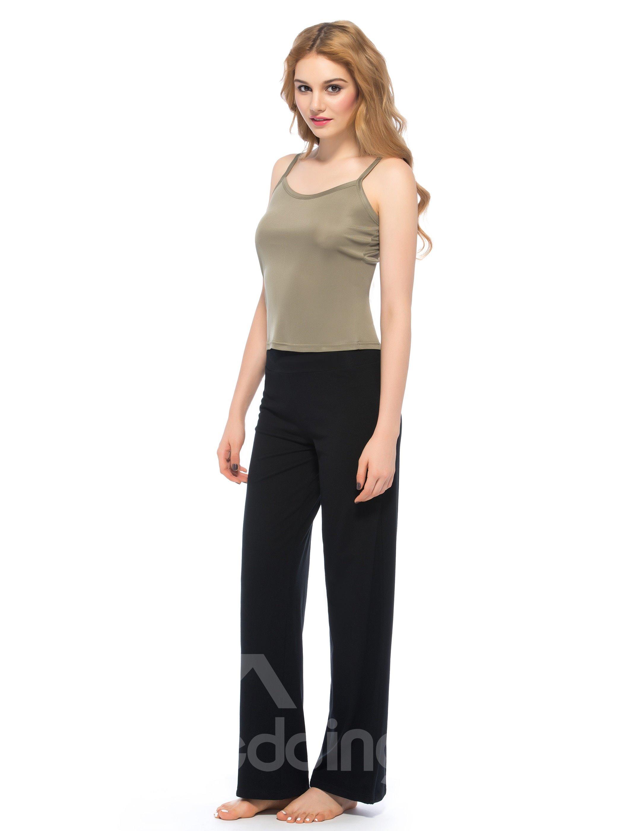 Top Quality Stylish Bronze Edged Silk Camisoles