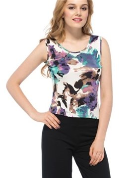 Top Quality Pretty Wide Shoulder Strap Silk Camisole