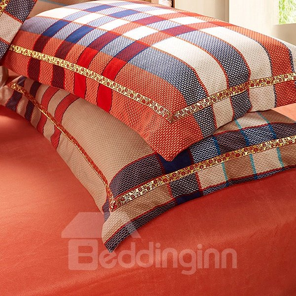 Flannel Christmas Bedding
