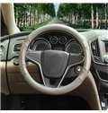 Super Cool and Comfortable Solid Color Pattern Steering Wheel Covers