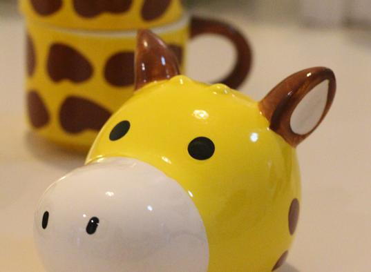 Beautiful Unique Giraffe Style Creative Cup Sets