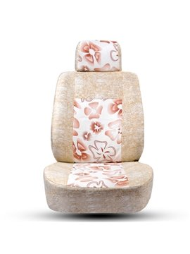 Wonderful Beautiful Petal Pattern Super Comfortable Car Seat Cover