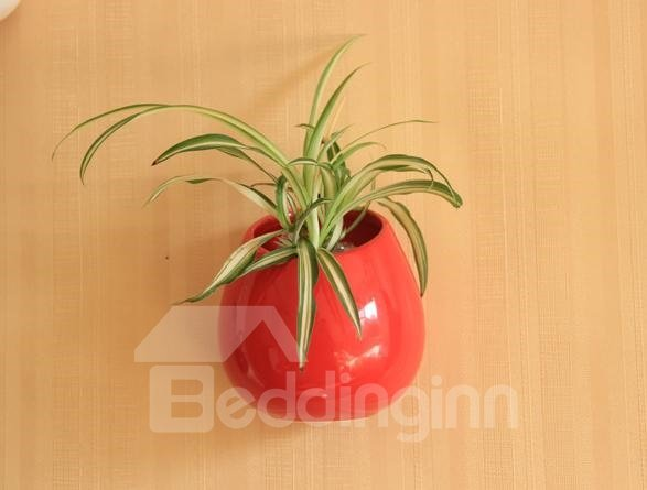 Wonderful 1-Piece Creative Water Drop Ceramic Vase