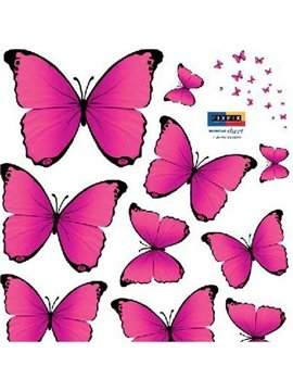 High Classic Popular Butterfly Wall Stickers for Home Decoration