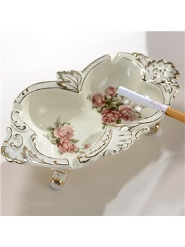 Fantastic Popular European Ashtray for Desktop Decoration