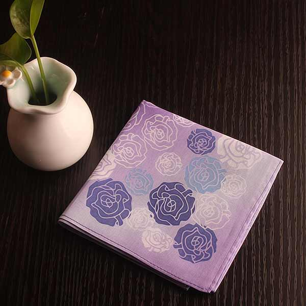 Wonderful Pretty Pure Cotton Handkerchief for Gifts Idea