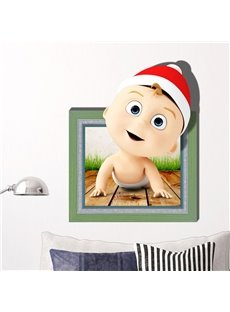 Best Quality Lovely Baby 3D Wall Sticker