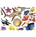 Fantastic Amazing Beautiful Underwater World Wall Stickers