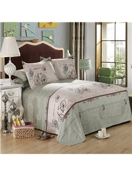 Fantastic Design European Style Cotton Printed Sheet