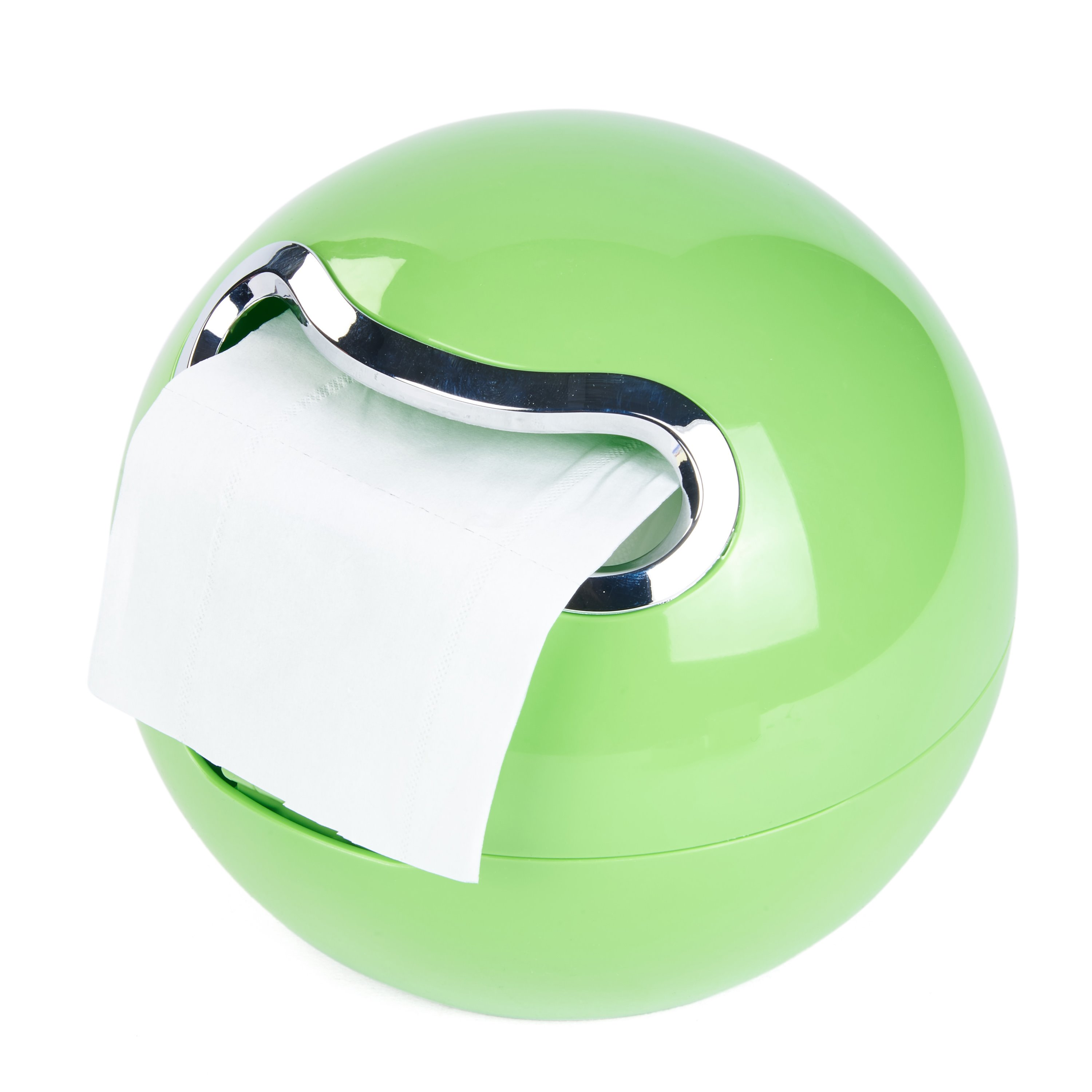 Creative Adorable Candy Color Round Toilet Paper Holder