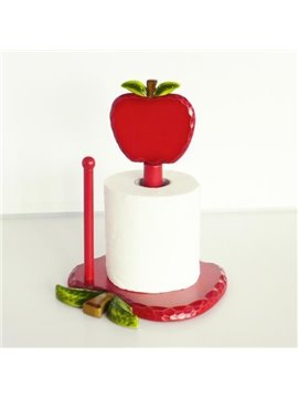 Hot Selling Creative Apple Country Style Paper Holder