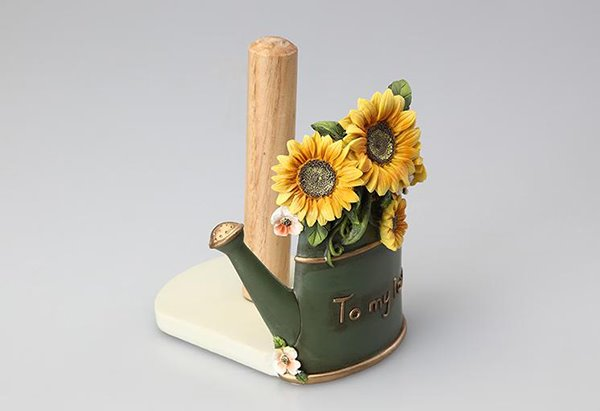 Korean Country Style Watering Can Shape Paper Holder