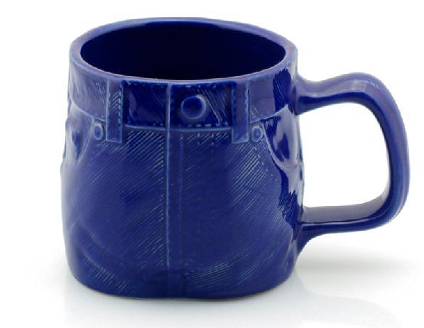 Fantastic Design Delicate Jeans Coffee Mug