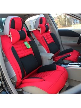 New Arrival Comfortable and Light Sport Style Car Seat Covers