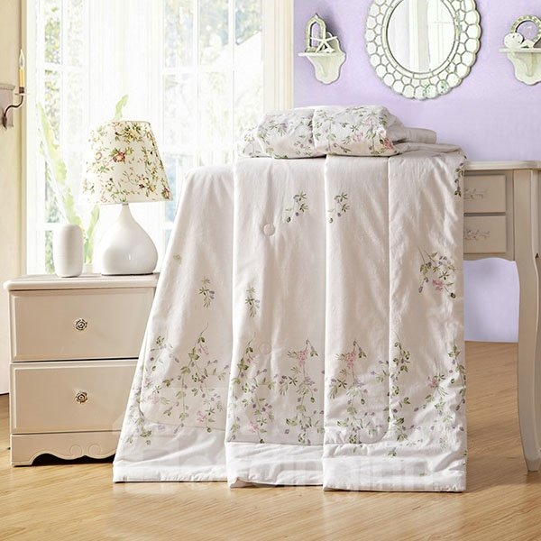 Elegant and Novel Cotton Air-Conditional Quilt