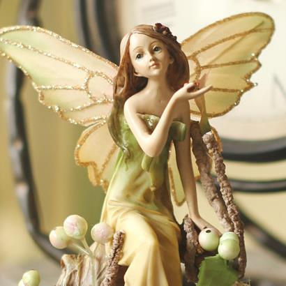 New Style Pretty Forest Angel Desktop Decoration