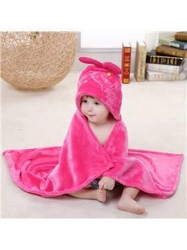 Sagittarius Embroidery Soft Flannel Blanket Cape Blanket