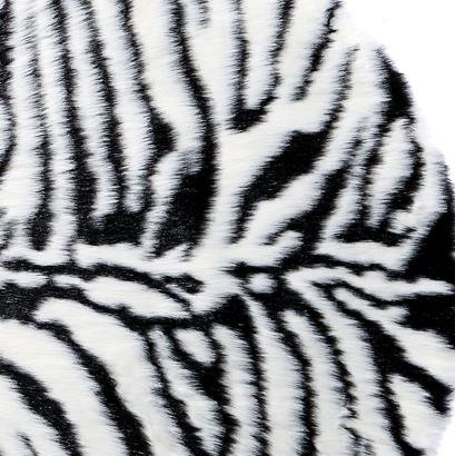 Wonderful Cool Circular Acrylic Fibres Non-Slip Doormat