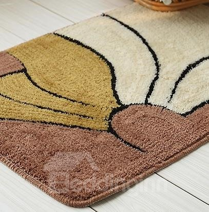 Top Quality Abstract Non-Slip Doormat