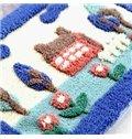Water Absorption Suede Non-Slip Doormat