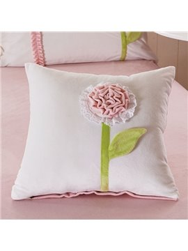 Cute and Simple Korean Style Throw Pillows