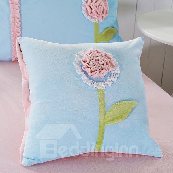Cute and Simple Korean Style Throw Pillows