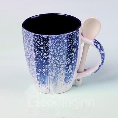 Wonderful Classic Spoon Can be Inserted Creative Mug