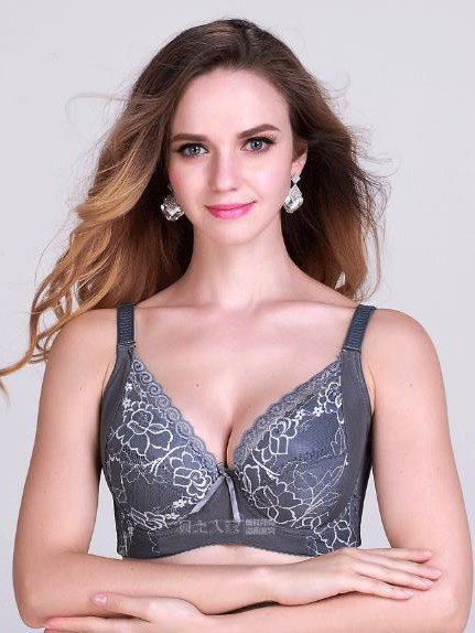 Multi Color Thin Lace Full Covered Underwire Bra