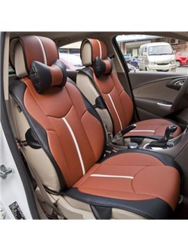 New Colorful Luxurious Exquisite Good Permeability Universal Car Seat Covers