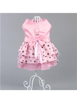 Elegant Pretty Summer and Spring Dog Clothing