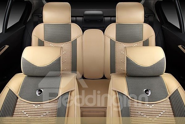 Popular Luxurious and Elegant Universal Five Car Seat Cover