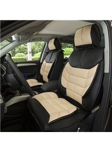 High Quality Comfortable Grid Designed Car Seat Cover