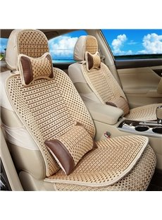 Popular Ventilated Spring And Summer Universal Five Car Seat Cover