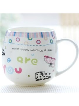 Wonderful Cheap Pink Coffee Mug for Girls