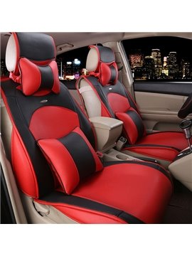 Simple and Comfortable Sport Style Car Seat Cover