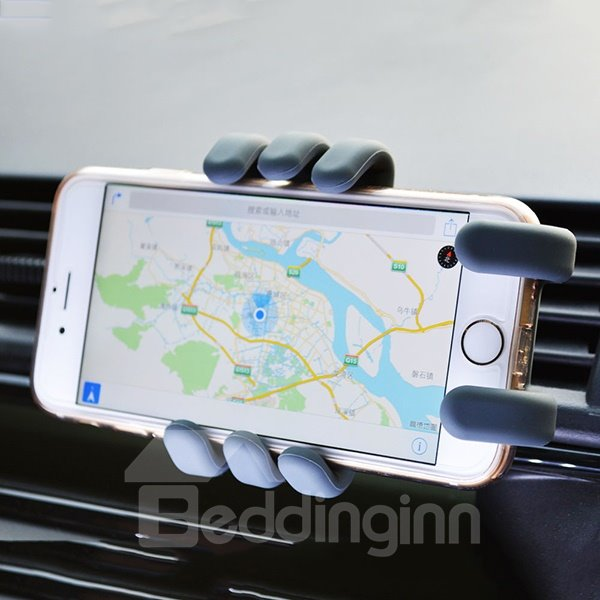 Multifunctional Simple Style Car Phone Holder