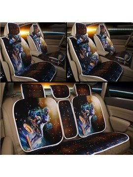 Constellation Series--Elegant and Graceful Librae Printing Car Seat Covers