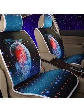 Constellation Series--Dreamful Capricornus Printing Car Seat Covers