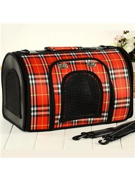 Top Quality Breathable Lattice Portable Dog Carriers