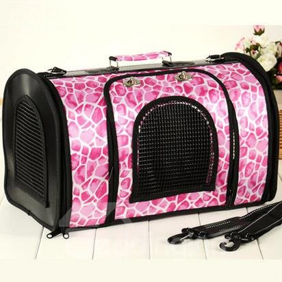 Wonderful Oxford Coating Cloth Portable Dog Carriers