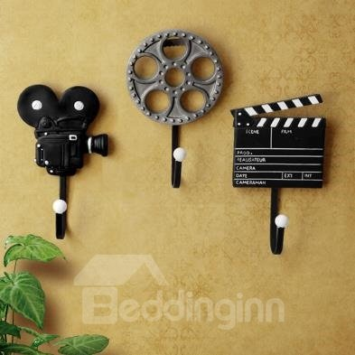 Fantastic Film Series 3-Piece Wall Hooks
