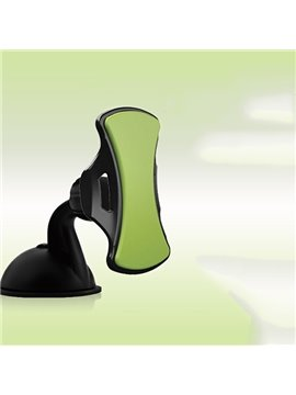 Convenient and Flexible Car Phone Holder with Absorption Layer