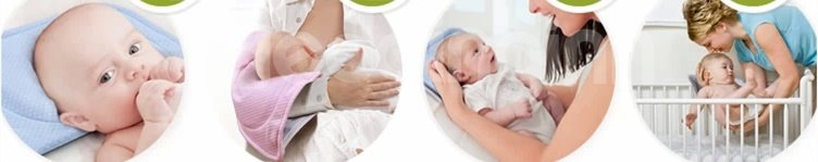 Super Soft Baby Memory Foam Pillow Prevent Flat Head