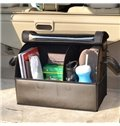 Easy Installation and Separated Inside Environmental Trunk Organizer