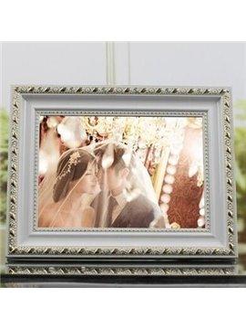 European Style Elegant Desktop Photo Frame