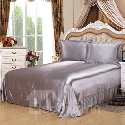 Cool and Smooth Luxurious Silky Sheet