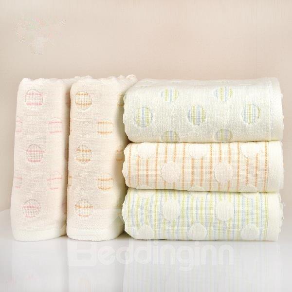 Cotton Close Skin Water Absorption Thicken Bath Towel