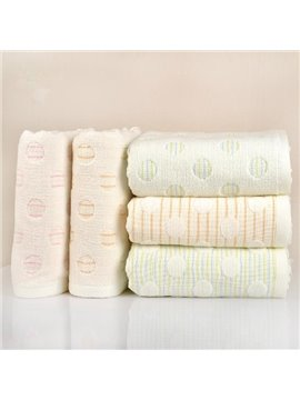 Cotton Close Skin Water Absorption Thicken Bath Towel