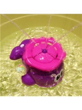 Rotate Automatic Water Spray  Octopus  Baby  Bath Toys