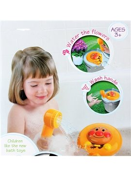Anpanman ElectricWater Jet Shower Baby  Bath Toys